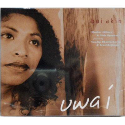 BOI AKIH - Uwai - CD