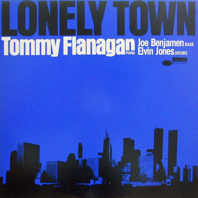 TOMMY FLANAGAN - Lonely Town - LP