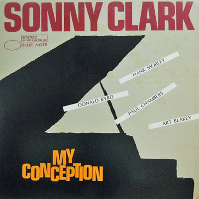 SONNY CLARK - My Conception - LP