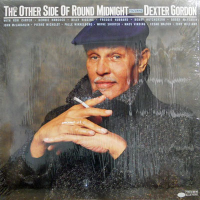 DEXTER GORDON - The Other Side Of Round Midnight - LP
