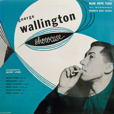 GEORGE WALLINGTON - George Wallington And His Band - LP