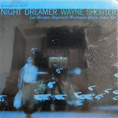 WAYNE SHORTER - Night Dreamer - LP
