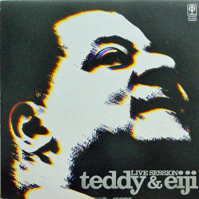 –K'º‰PŽ¡: TEDDY WILSON EIJI KITAMURA - Teddy & Eiji Live Session - LP
