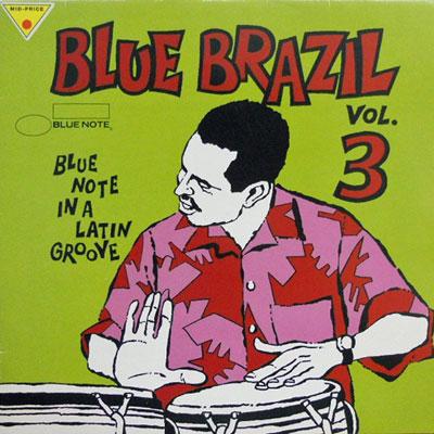 V.A. - Blue Brazil Vol. 3 - LP