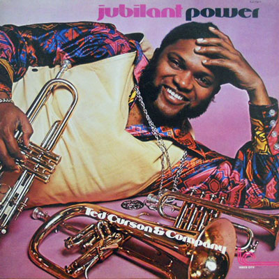 TED CURSON & COMPANY - Jubilant Power - LP