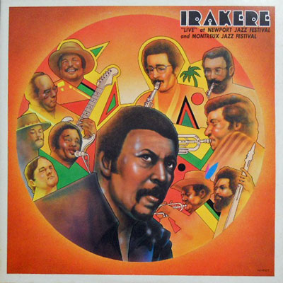 IRAKERE - Live - LP