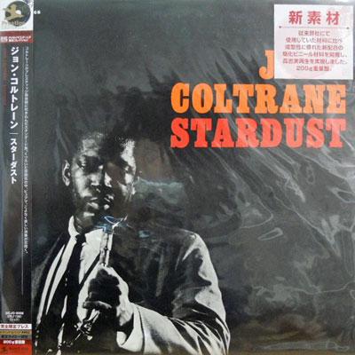 JOHN COLTRANE - Stardust - LP