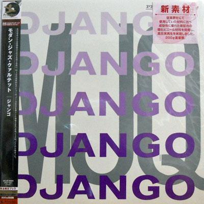 MJQ: MODERN JAZZ QUARTET - Django - LP