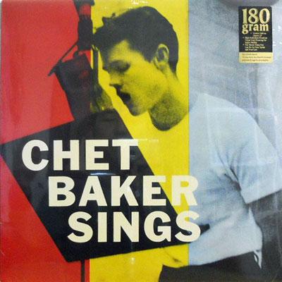 CHET BAKER - Sings - LP