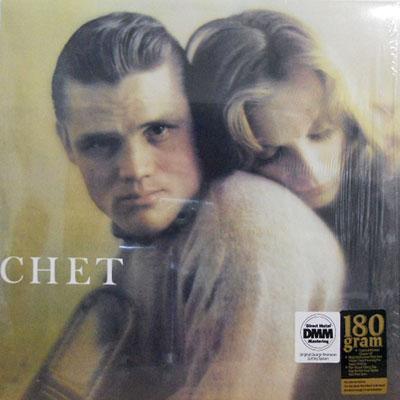 CHET BAKER / BILL EVANS - Chet - LP