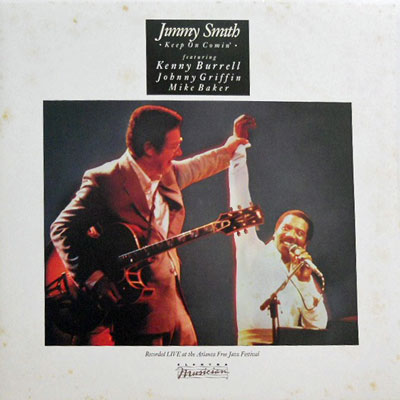 JIMMY SMITH - Keep On Comin' Vol. One: 1 - LP