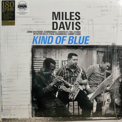 MILES DAVIS - Kind Of Blue - LP