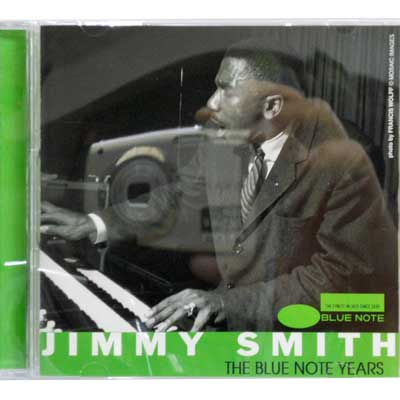 JIMMY SMITH - The Blue Note Years - CD