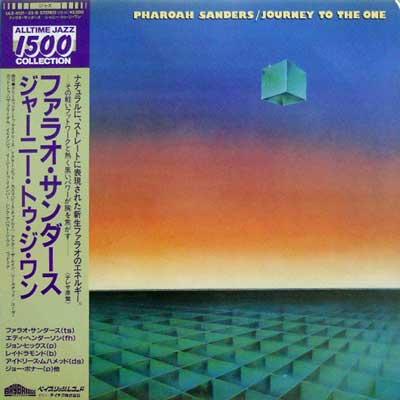 PHAROAH SANDERS - Journey To The One - LP
