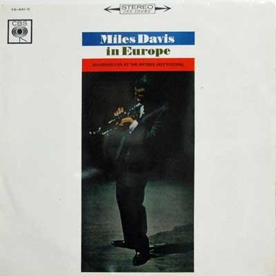 MILES DAVIS - In Europe - LP