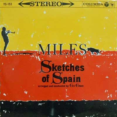 MILES DAVIS - Sketches Of Spain - LP
