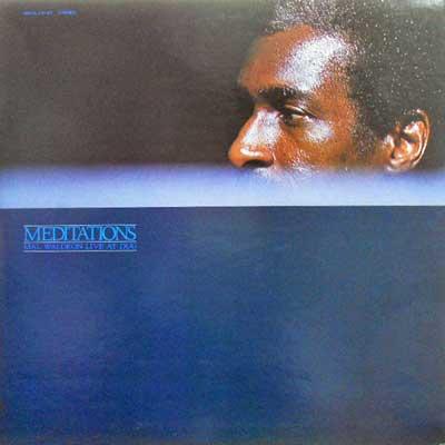 MAL WALDRON - Meditations - LP