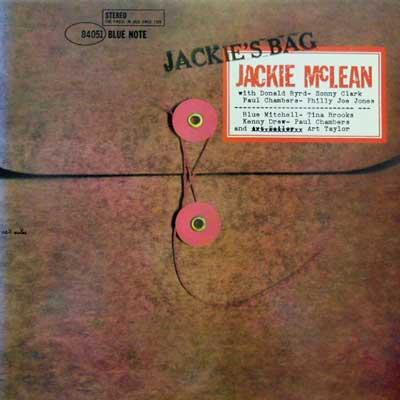 JACKIE MCLEAN - Jackie's Bag - LP