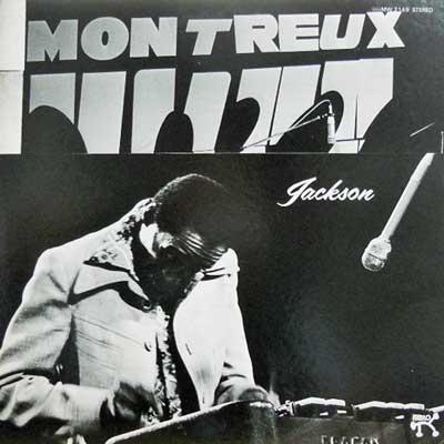 MILT JACKSON BIG 4 - Jackson: At The Montreux Jazz Festival 1975 - LP