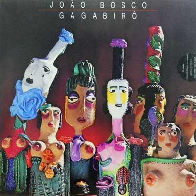 JOAO BOSCO - Gagabiro - 33T