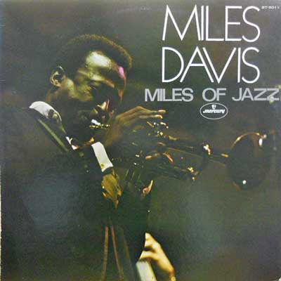 MILES DAVIS - Miles Of Jazz - LP