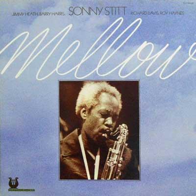 SONNY STITT - Mellow - LP