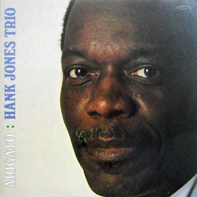 HANK JONES TRIO - Arigato - LP