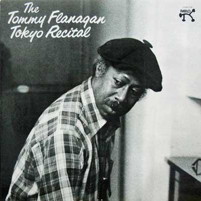 TOMMY FLANAGAN - Tokyo Recital - LP