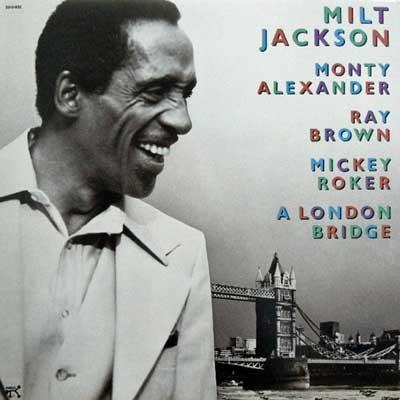 MILT JACKSON - A London Bridge - LP