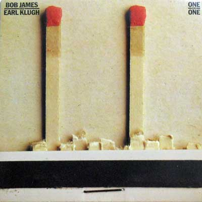 BOB JAMES AND EARL KLUGH - One On One - LP