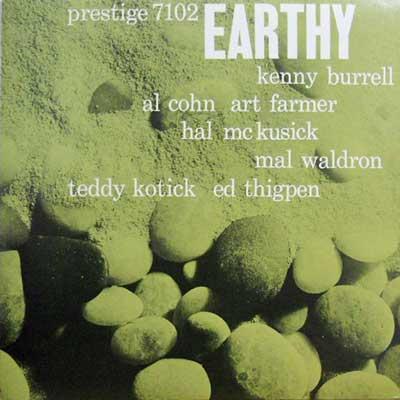 PRESTIGE ALL STARS - Earthy - LP