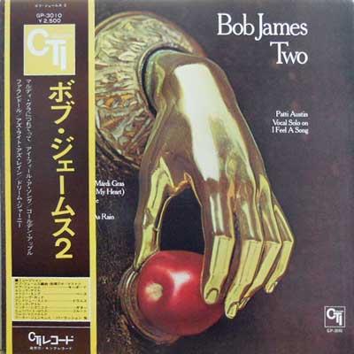 BOB JAMES - Two: 2 - LP
