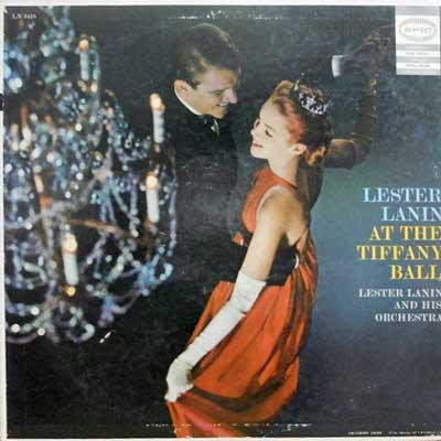 LESTER LANIN - At The tiffany Ball - LP