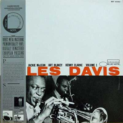 MILES DAVIS - Vol. 1: Miles Davis - LP