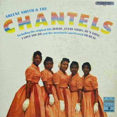 ARLENE SMITH & THE CHANTELS - Arlene Smith & The Chantels - LP